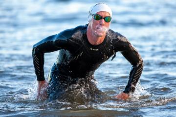 Toughman 70.3 Triathlon